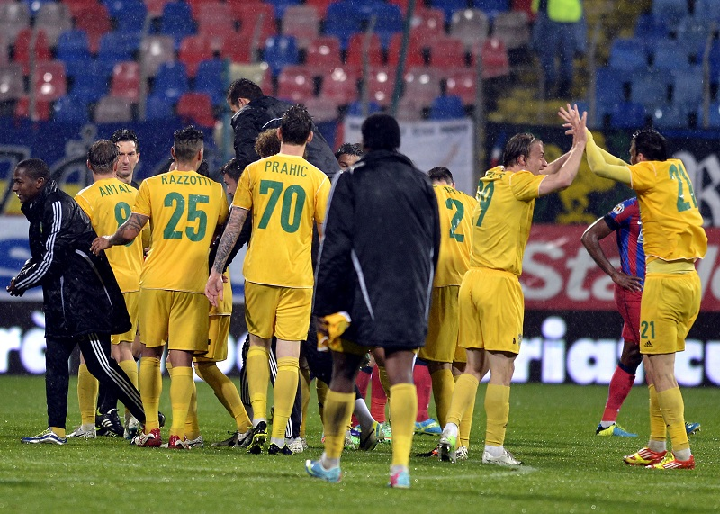 HAOS la FC Vaslui! Jucatorii și-au depus memoriile!