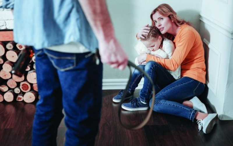 Harta violenței în familie în România. Zona cea mai liniștită din țară