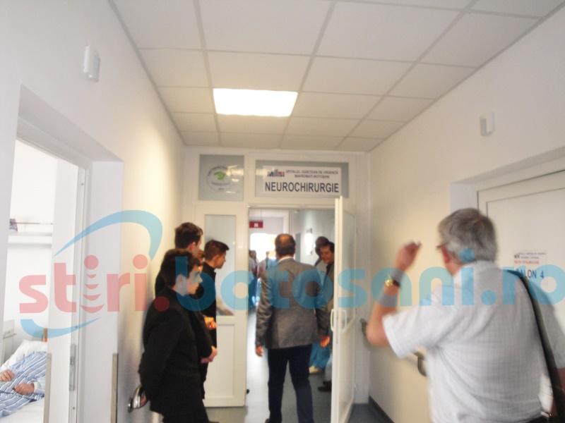 Intervenţii chirurgicale efectuate în Compartimentul de Neurochirurgie a Spitalului Judeţean