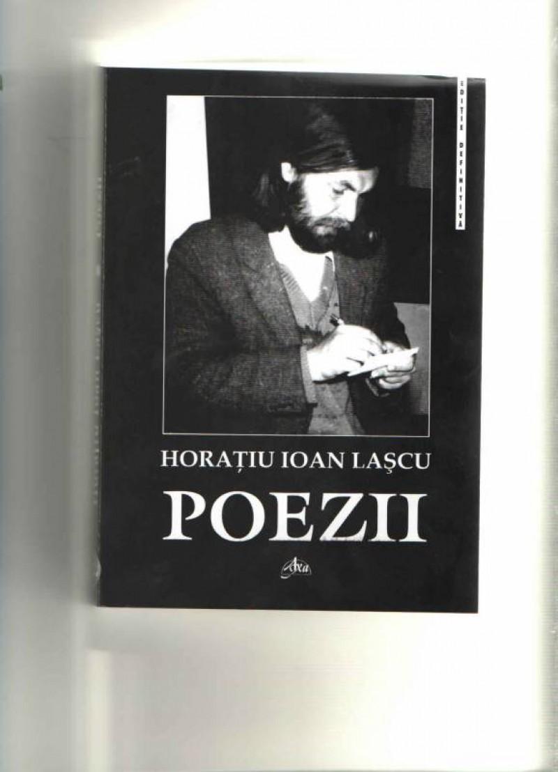 """Memoria zilei - Horaţiu Ioan Laşcu: """"Faceţi ce vreţi, eu sunt senina tăcere a apei"""""""