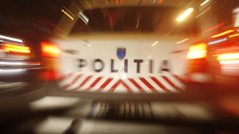 Hoț de mașini de la Viișoara prins de polițiști după o urmărire ca în filme