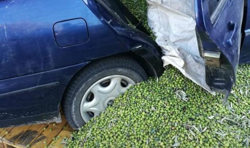 Hoț român prins în urma unui accident. Polițiștilor nu le-a venit să creadă când au deschis portierele mașinii!
