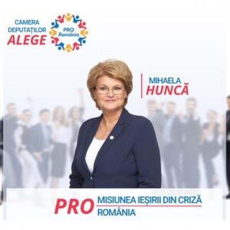 """Huncă: """"Situația este foarte gravă. Pro România solicită demisia de urgenţă a acestui guvern şi amânarea alegerilor parlamentare"""""""
