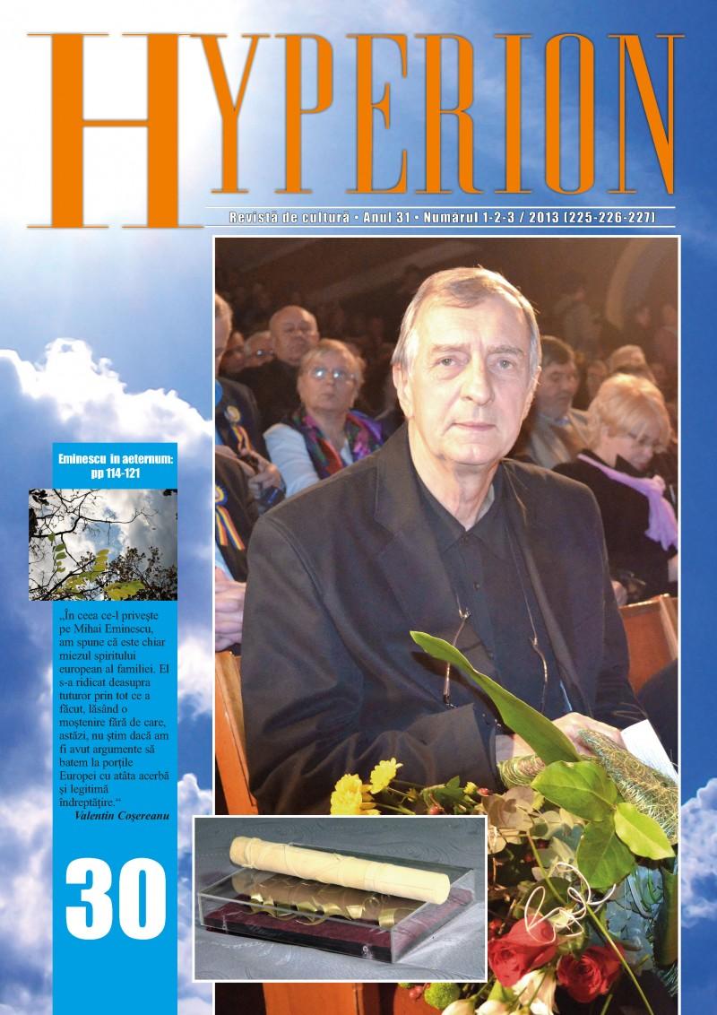 HYPERION 30 - Citește AICI revista de cultură Hyperion!