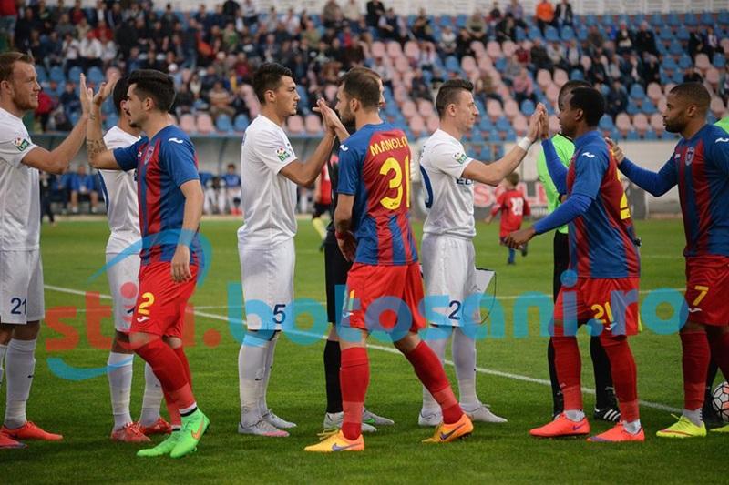 Ianis Zicu o menține pe FC Botoșani pe locul 2, dupa ce a invins-o pe Dinamo!