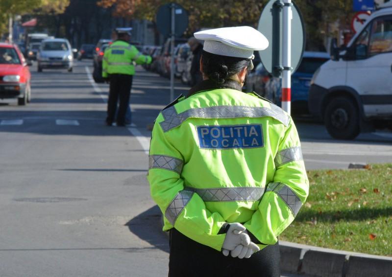 ICCJ: Polițiștii locali NU au dreptul să amendeze șoferii în trafic!