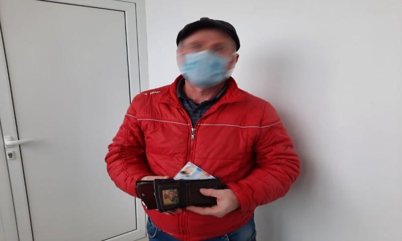 Identitate falsă cumpărată cu 50 de euro, descoperită la frontiera de est