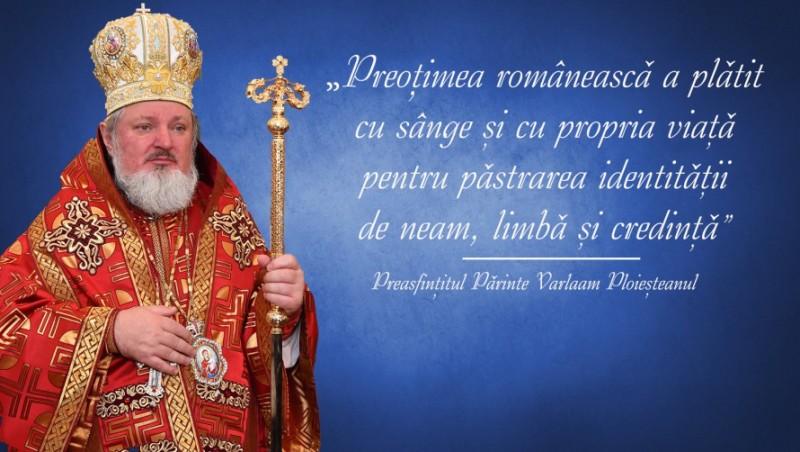Ierarhii Botoşanilor - PS Varlaam Merticariu, la pomenirea martirilor români din Balcani