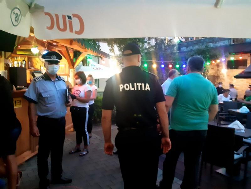 Ieri: Autoritățile din Botoșani au controlat 100 de societăți și au împărțit amenzi de 60.000 de lei