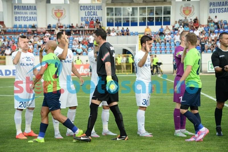 """Iesenii au devenit cei mai infocati fani ai FC Botosani: """"Ne dorim să obţină un rezultat bun la Tg. Mureş"""""""