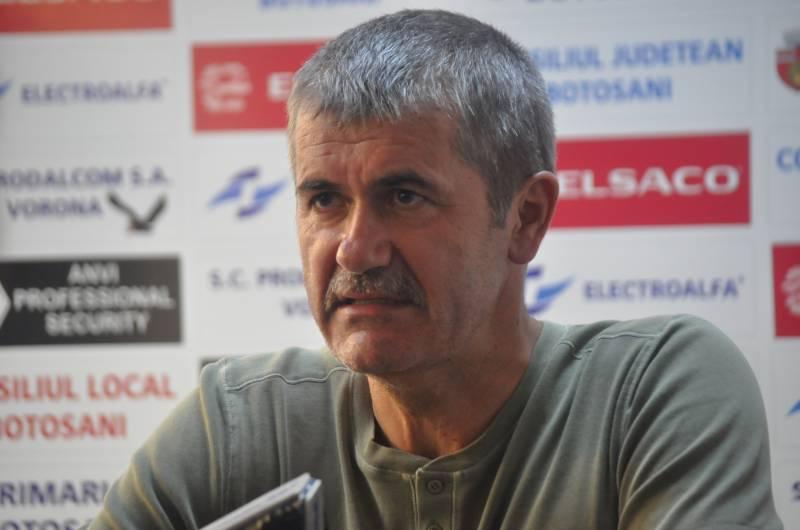 """Ieșire nervoasă a patronului FC Botoșani, după amenda primită de la Federația de Fotbal: """"Cine-i ăsta? E vai de mama lui!"""""""