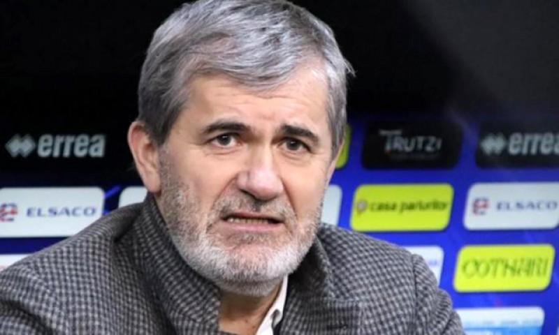 Iftime vrea să taie salariile jucătorilor de la FC Botoșani!