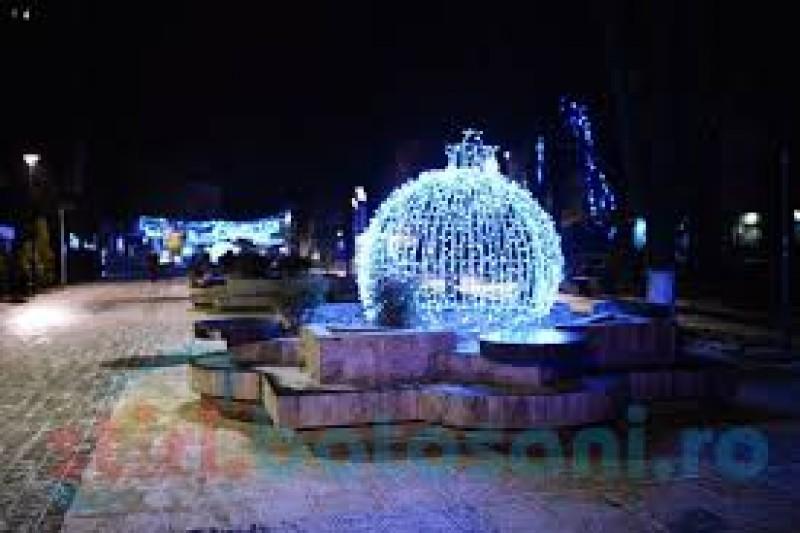 Iluminatul specific sărbătorilor de iarnă, îmbunătățit