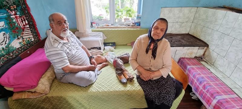 Imobilizat la pat și cu grave probleme de sănătate, un botoșănean are nevoie de sprijinul comunității