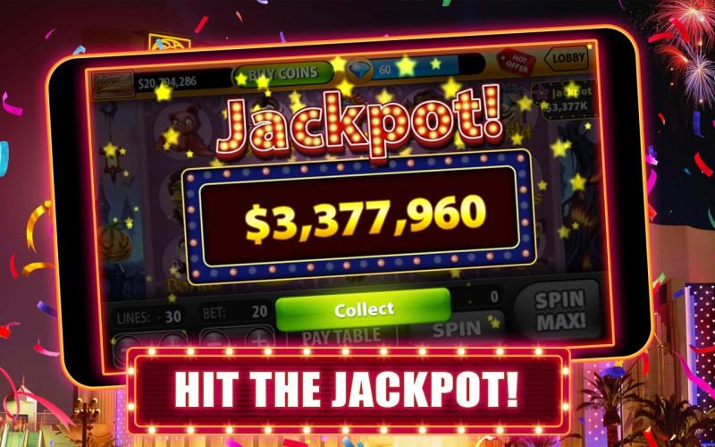In 2018 a plouat cu jackpot-uri in cazinourile online