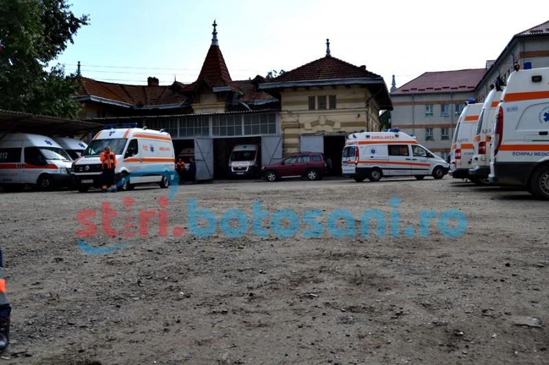 În 2018 Serviciul de Ambulanţă dar şi SMURD vor primi autospeciale noi, spune Raed Arafat