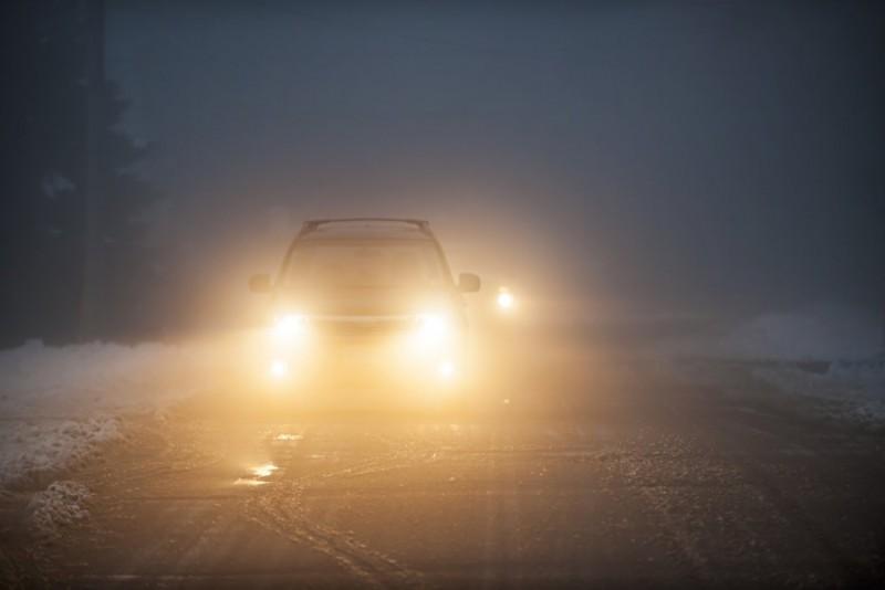 În această seară: Cod galben de ceață în județul Botoșani