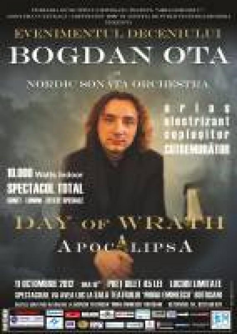 In aceasta seara: Concert Bogdan Ota si Nordic Sonata Orchestra!