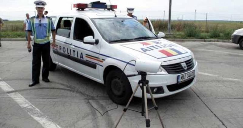 În cât timp poți afla unde stă ascuns cu radarul un polițist de la rutieră? 33 de secunde!