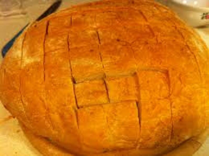 În comă, de la o bucată de pâine!