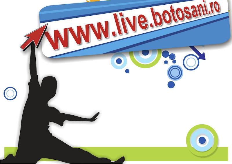 IN DIRECT PE LIVE BOTOSANI!