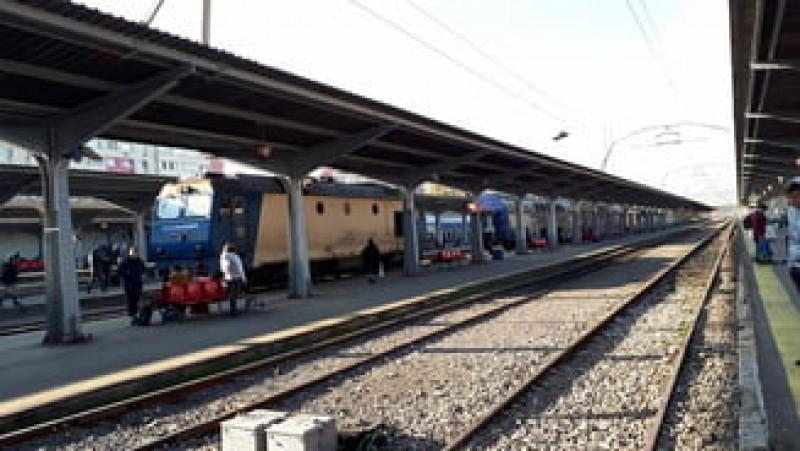 În România: 9.000 de km de cale ferată nu oferă siguranță pentru circulație. 65% din podurile CFR pot ceda oricând!
