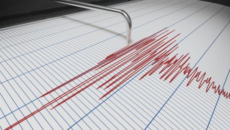 În urmă cu câteva ore: Trei seisme au avut loc în trei locuri diferite ale țării