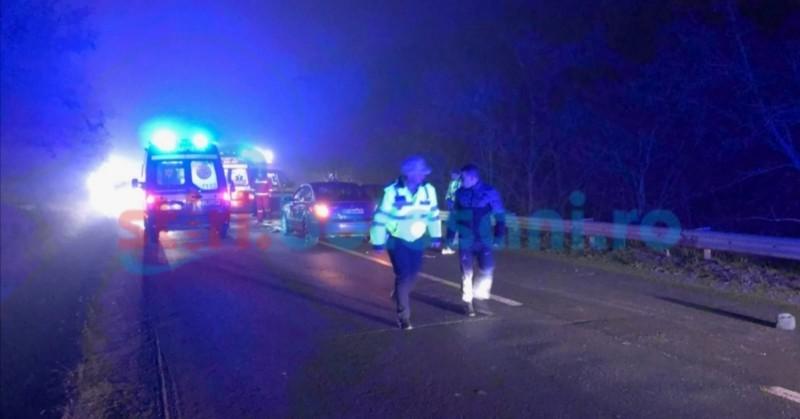 În urmă cu puțin timp: Bărbat în stare critică, după ce o mașină a trecut peste el. Update: A fost declarat decesul victimei
