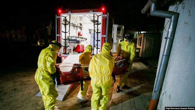 Încă două decese din cauza coronavirus în Suceava. Numărul victimelor din țară ajunge la 17