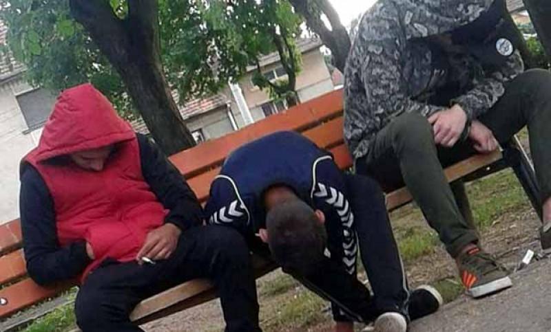 Încă două persoane ridicate drogate de pe stradă în municipiul Botoșani