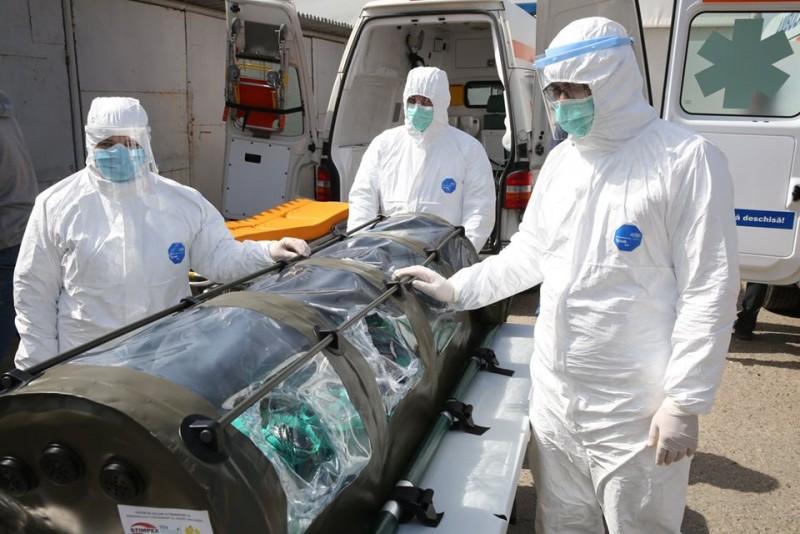Încă șase botoșăneni diagnosticați cu COVID, în ultimele 24 de ore. Bilanțul național al deceselor a urcat la 952