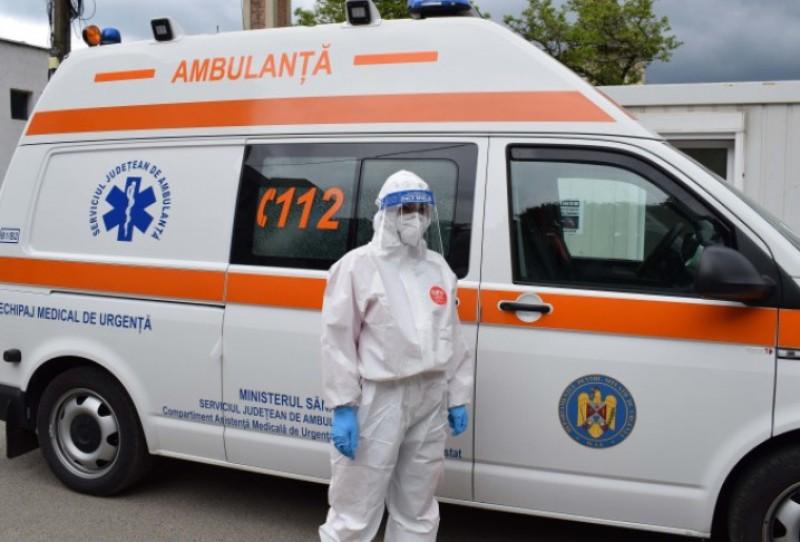 Încă trei decese COVID în Botoșani, dar și peste 140 de vindecați