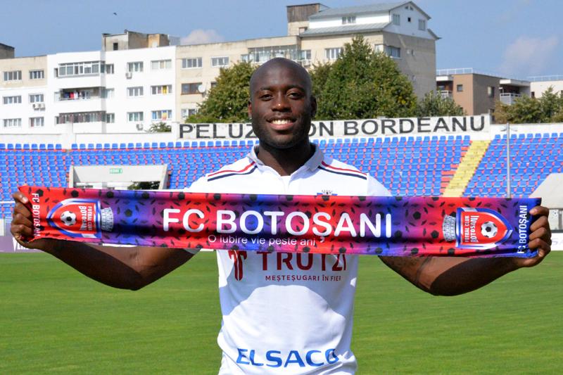 Încă un transfer la FC Botoșani! Un atacant crescut de Porto vine să se lupte pentru Play-Off