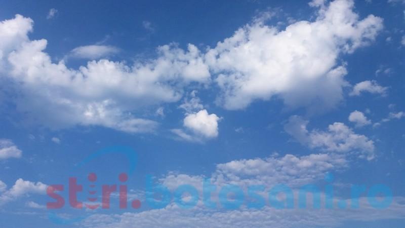 Estimări meteorologice pentru următoarele zile