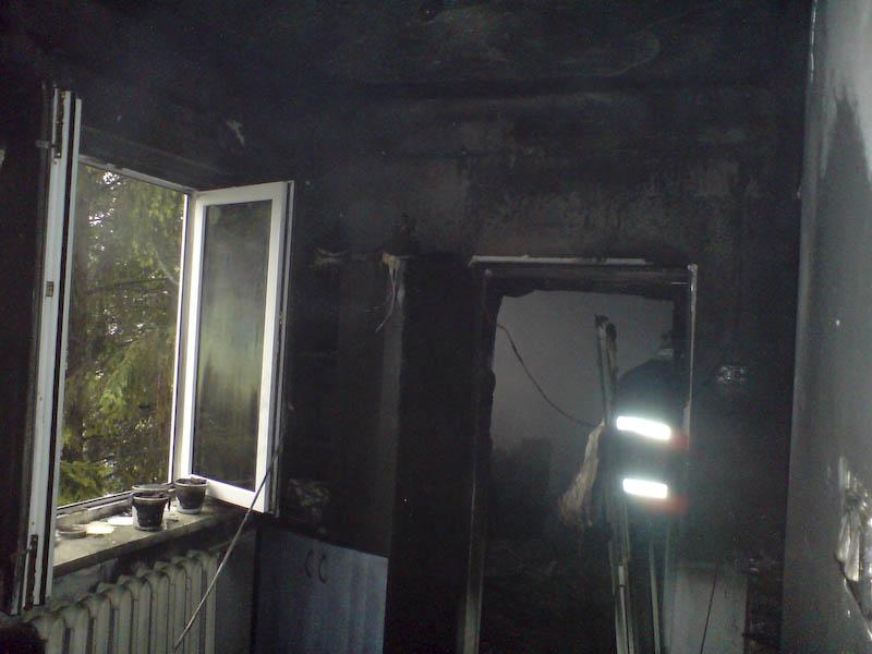 Incendiul de la Protectia Copilului a produs pagube de 40.000 de lei