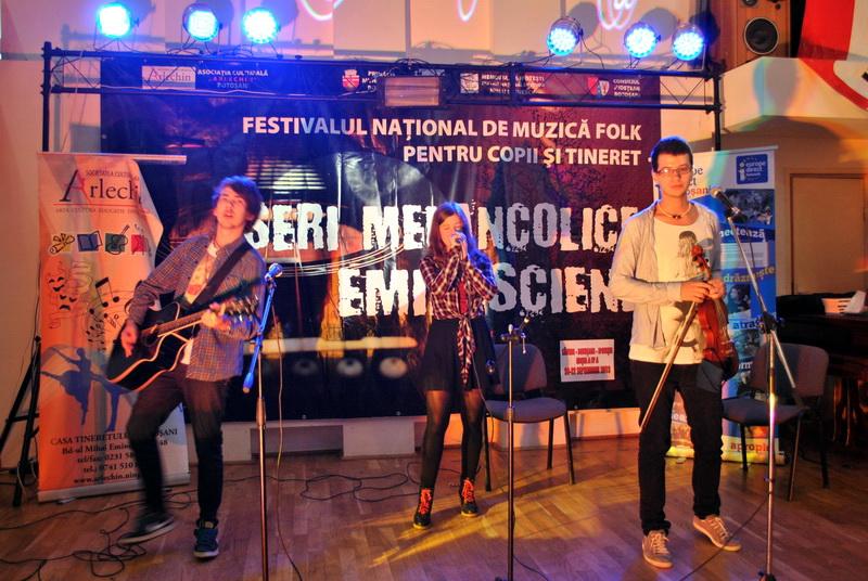 Încep înscrierile pentru Festivalul National de Folk, editia a V-a, 2014