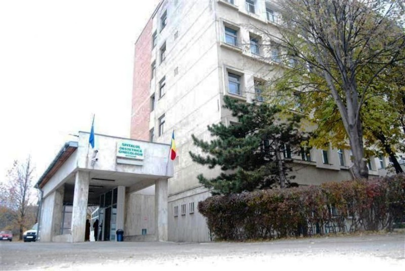 Încep lucrările de modernizare la Ambulatoriul Maternității din Botoșani