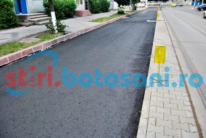 Încep reparațiile pe străzile din municipiul Botoșani. Vezi unde se va interveni!