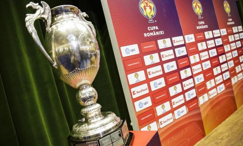 Începe spectacolul Cupei României!