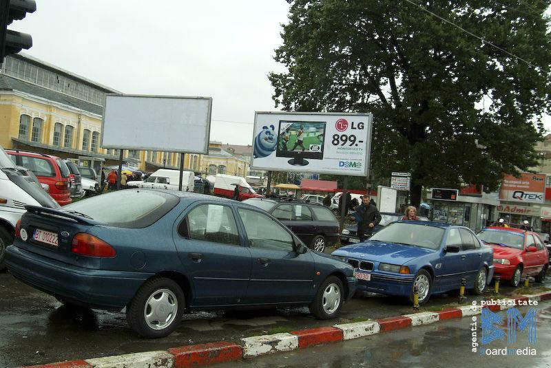 Incepe vanatoarea masinilor parcate ilegal in Botosani!