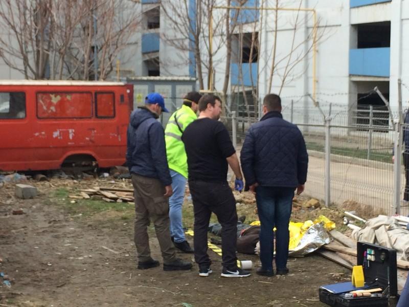 Incident teribil petrecut vineri la amiază, în zona Mall-ului din municipiul Botoșani! FOTO