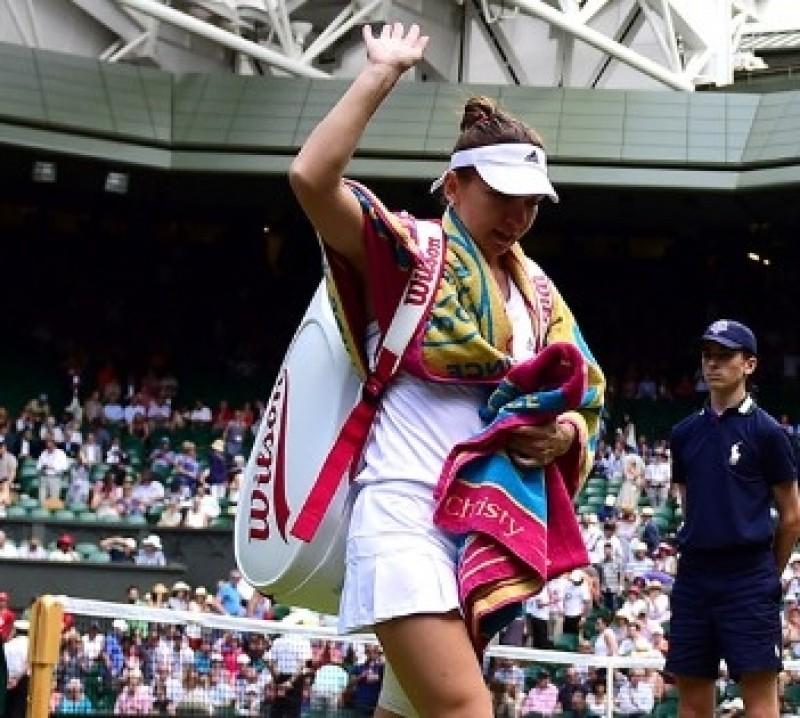 Incredibil! Cati bani a castigat, cu adevarat, Simona Halep la Wimbledon!