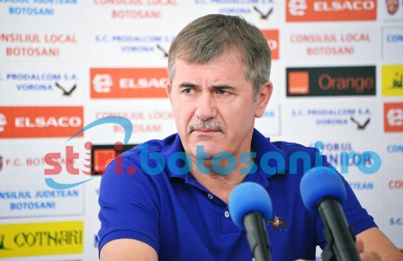 """Incredibil! Cota peste 4 pentru o victorie a echipei FC Botosani, in meciul cu Pandurii. Iftime: """"Pariez 250.000 de euro"""""""