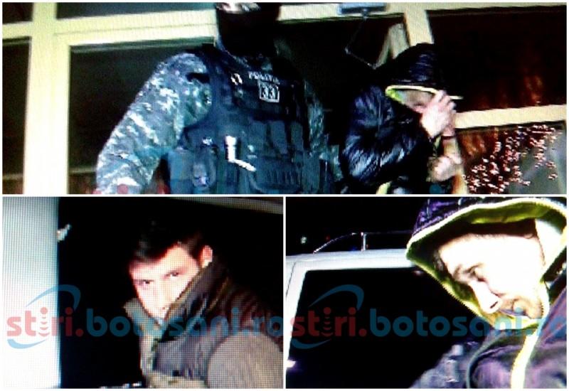 INCREDIBIL! Doi dintre tâlharii din Botoşani au dat atacul, vineri seara, şi în Suceava! Imediat au fost prinși! GALERIE FOTO