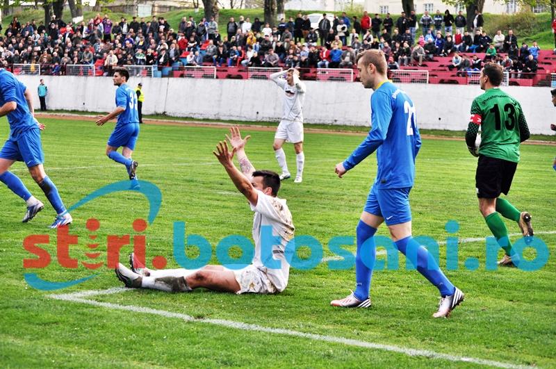 Incredibil! FCM Dorohoi a pierdut meciul cu Cetatea Targu Neamt, scor 1-2 - FOTO