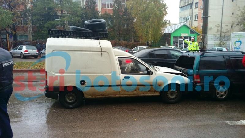 INCREDIBIL! Mașina condusă de individul care a provocat accidentul de la Școala 11 fusese furată cu scurt timp în urma!