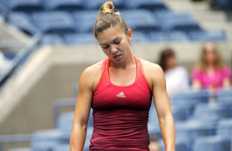 Incredibil! Simona Halep a fost eliminată în primul tur la Australian Open de numărul 133 WTA
