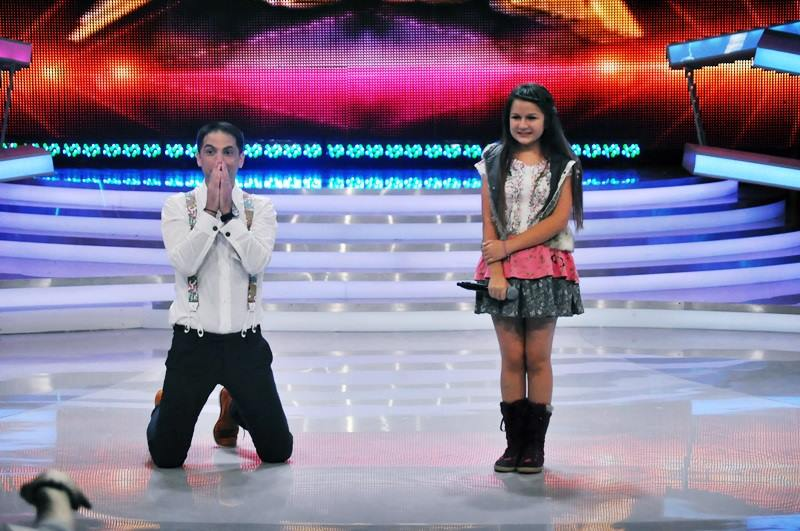 Incredibila celebritate a copiilor de la Next Star! Oana Tabultoc, in topul celor mai vizionate clipuri pe Youtube! VIDEO