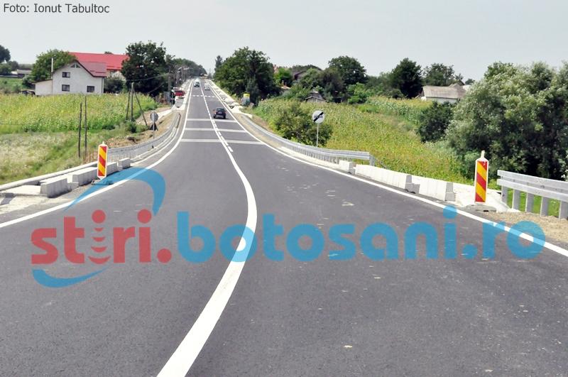Îndemn al Rutierei către botoșăneni: să se folosească luminile și pe timp de zi, pe drumul către Suceava