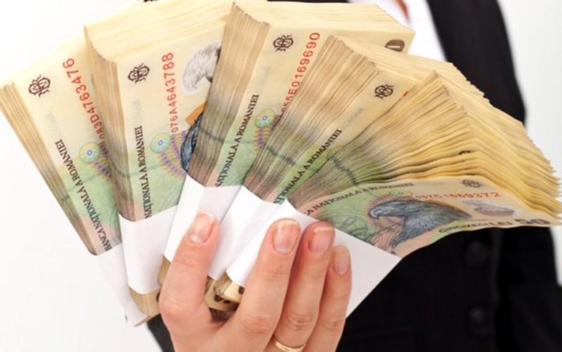 Indemnizatia pentru cresterea copilului de 35.000 de euro, recalculata la circa 1.000 de lei, dupa ce ANAF a stabilit ca beneficiarul avea venituri mult mai mici